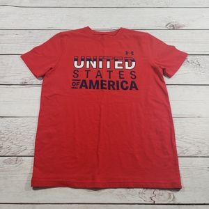 Under armour United states of america youth Large